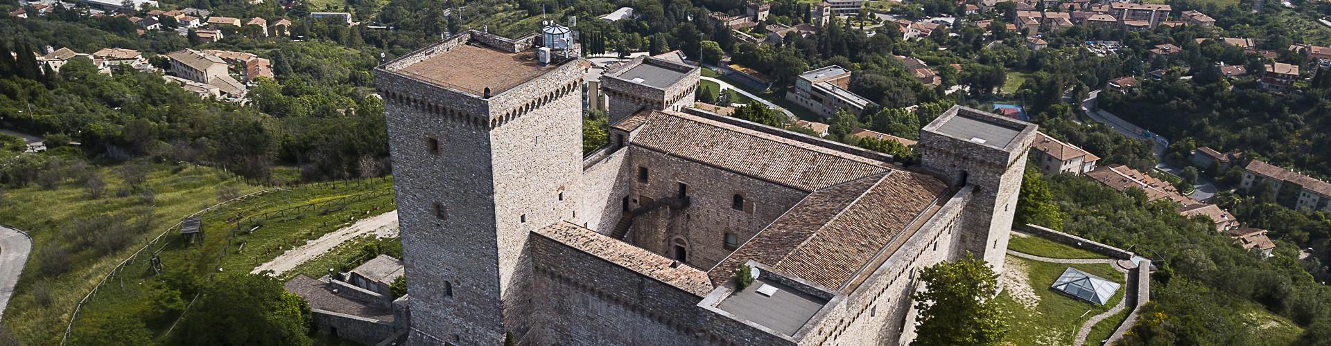 <b>La Rocca dell'Albornoz<b>
